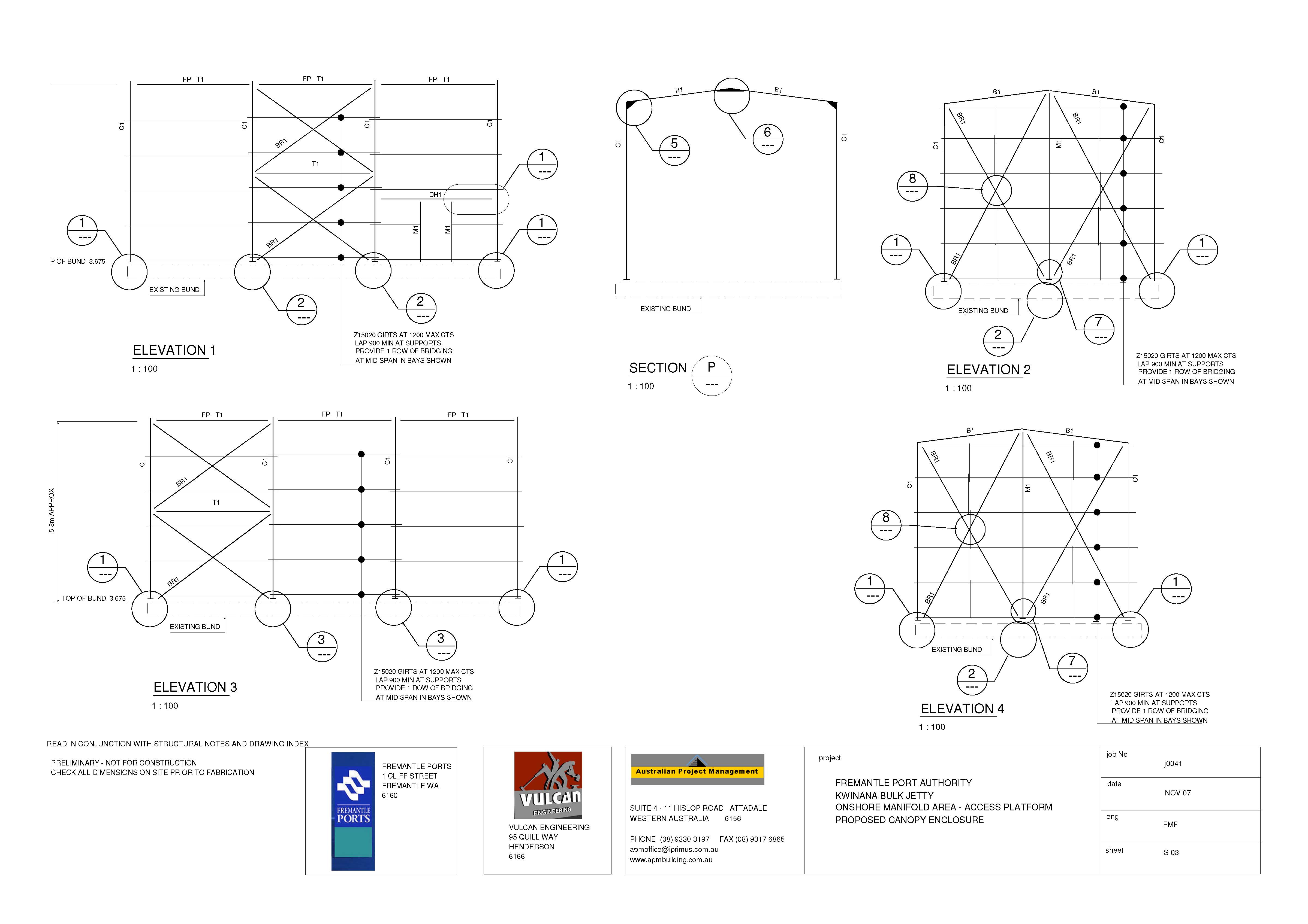 Structural and mechanical engineering and design home page for